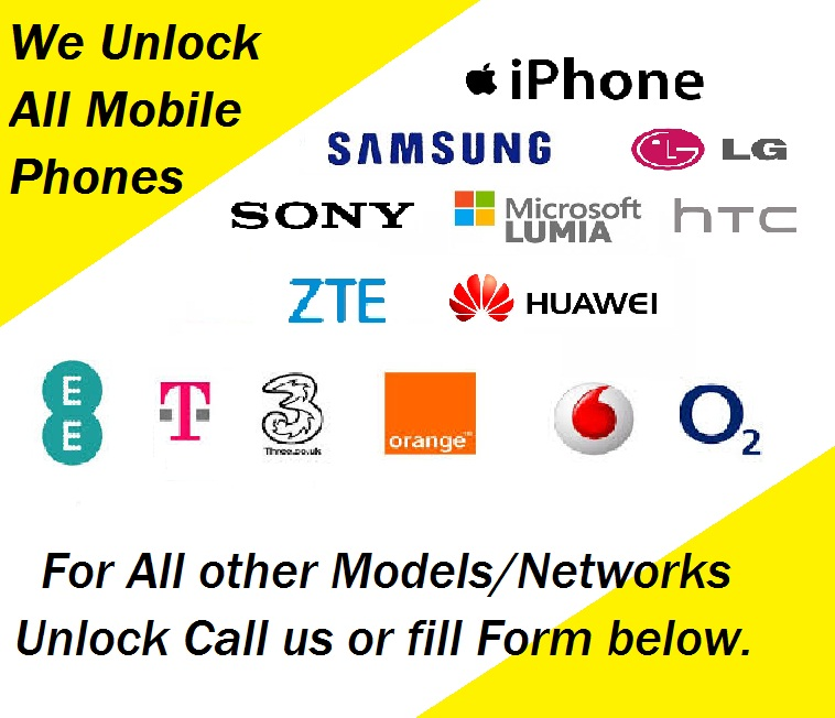 Unlock Mobile Phones