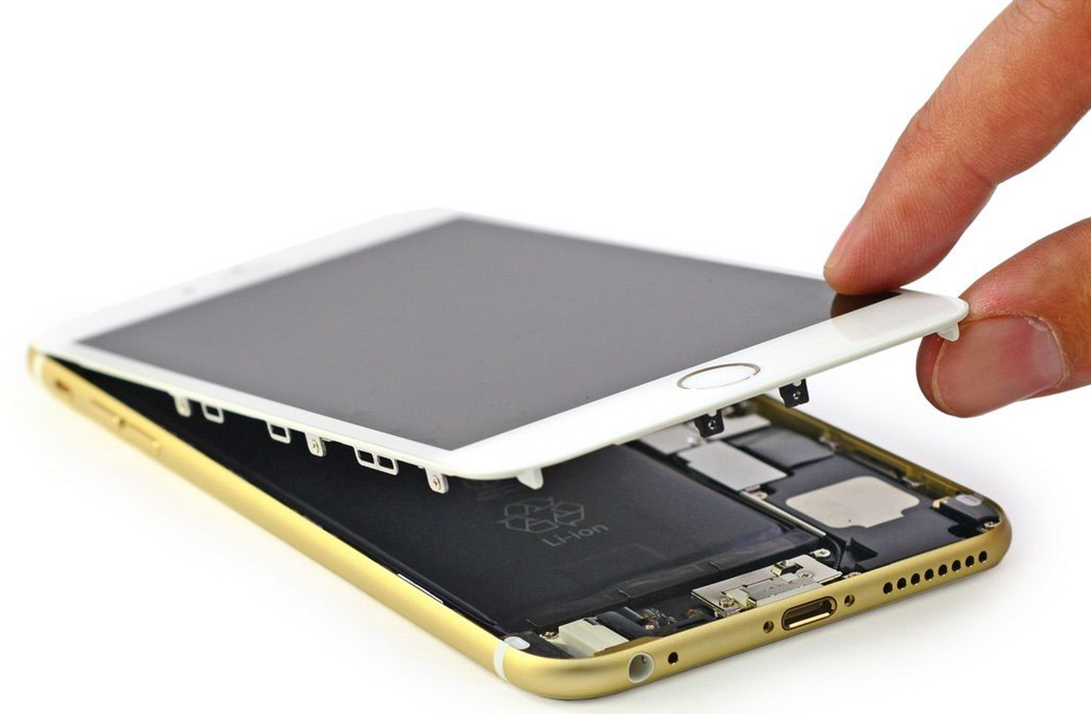 hot sales e6dd7 f0f0d iPhone 6s Plus Repair and Cost in Melbourne - City Phones
