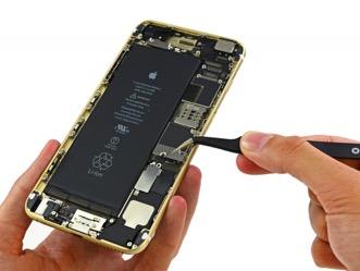 iPhone 8 Screen Repair metal spudger