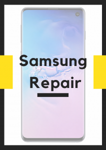 Samsung phone screen repair