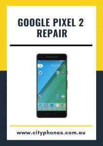 google pixel 2 screen repair