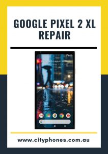 google pixel 2 xl screen repair