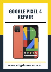 google pixel 4 screen repair in melbourne