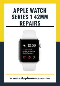 broken apple watch repair
