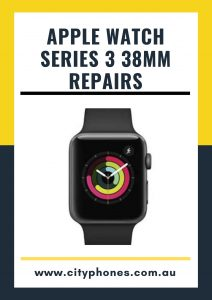 apple watch repair in melbourne