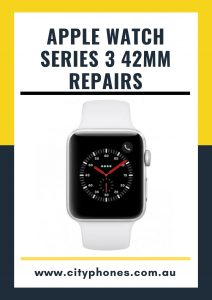 apple watch series 3 screen repair