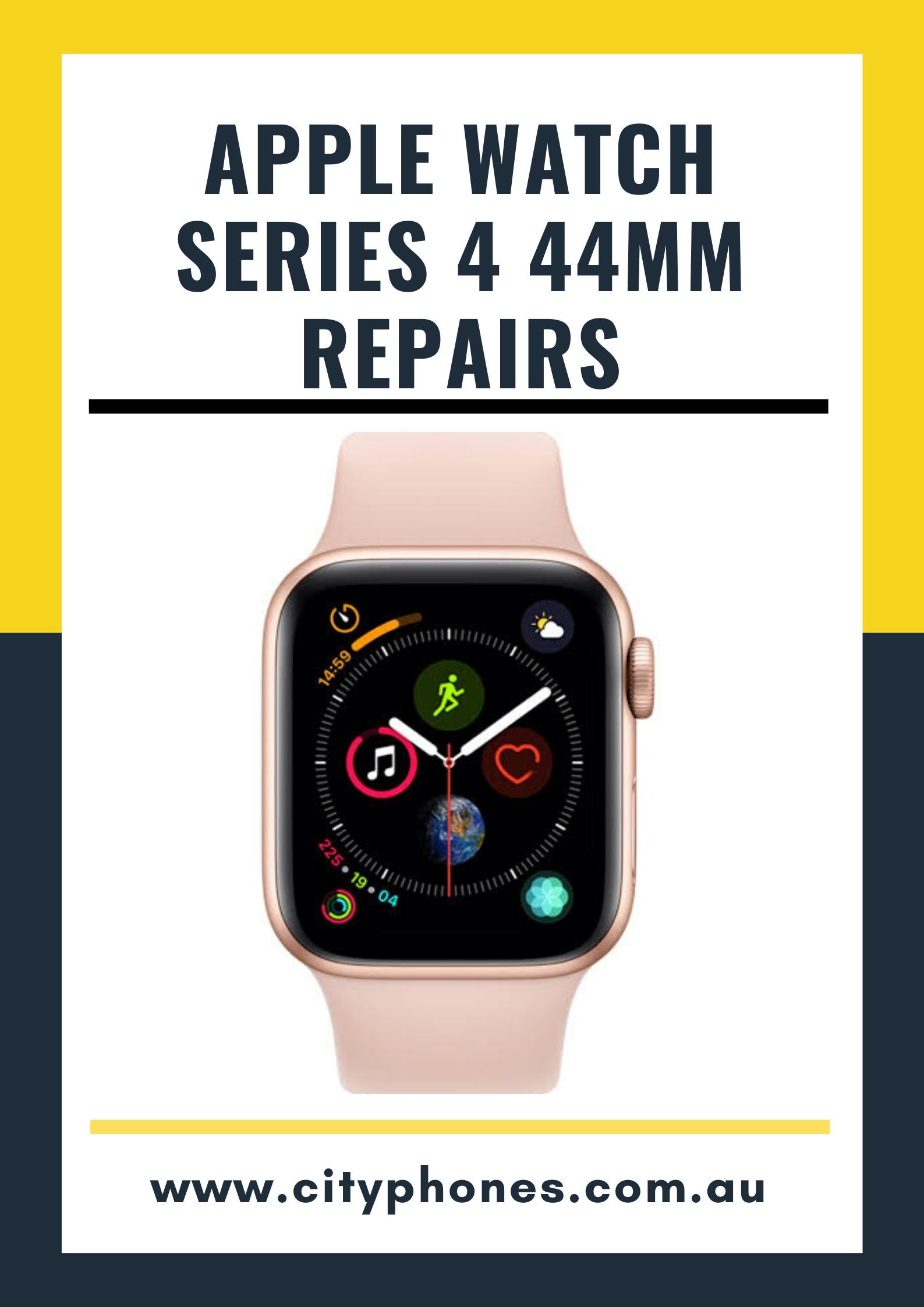 apple watch series 4 repair in melbourne