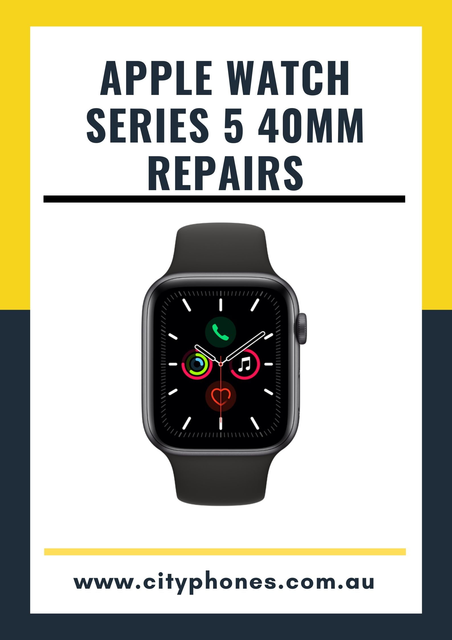 apple watch repair in melbourne