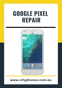 google pixel screen repair in melbourne