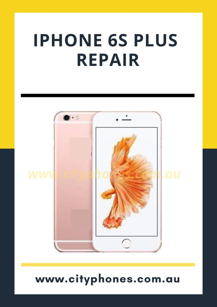 6s plus screen repair