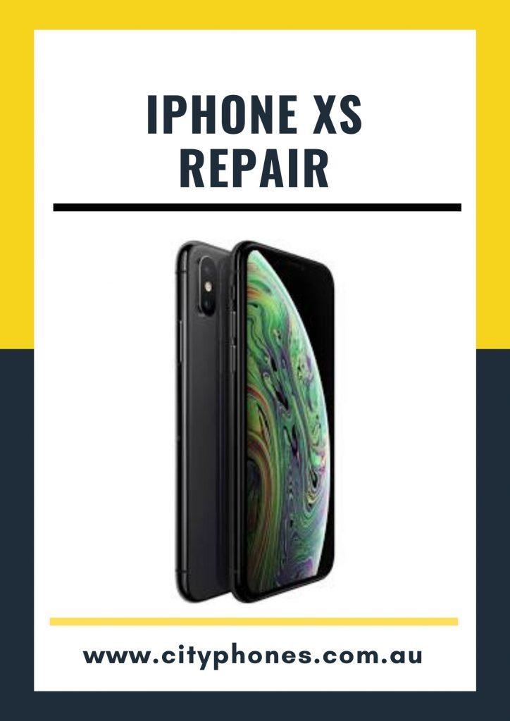 iphone xs screen repair