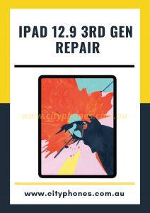 ipad 12.9 3rd generation screen repair