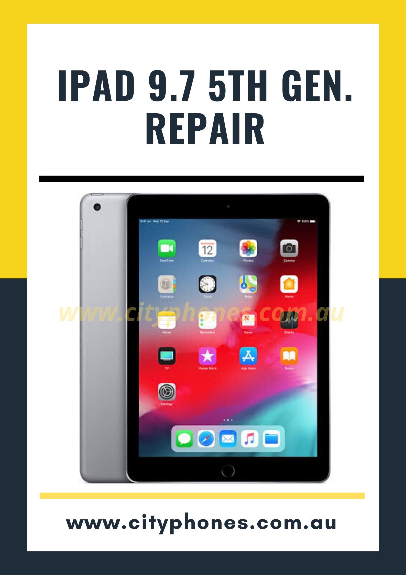 ipad 9.7 screen repair