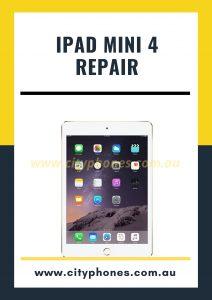 ipad mini 4 screen repair