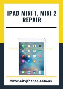 ipad mini screen repair in melbourne