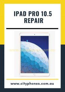 ipad pro 10.5 screen repair