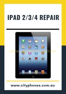 iPad screen repair in melbourne