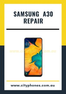 samsung a30 screen repair in melbourne