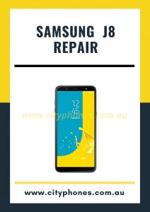 samsung j8 screen repair