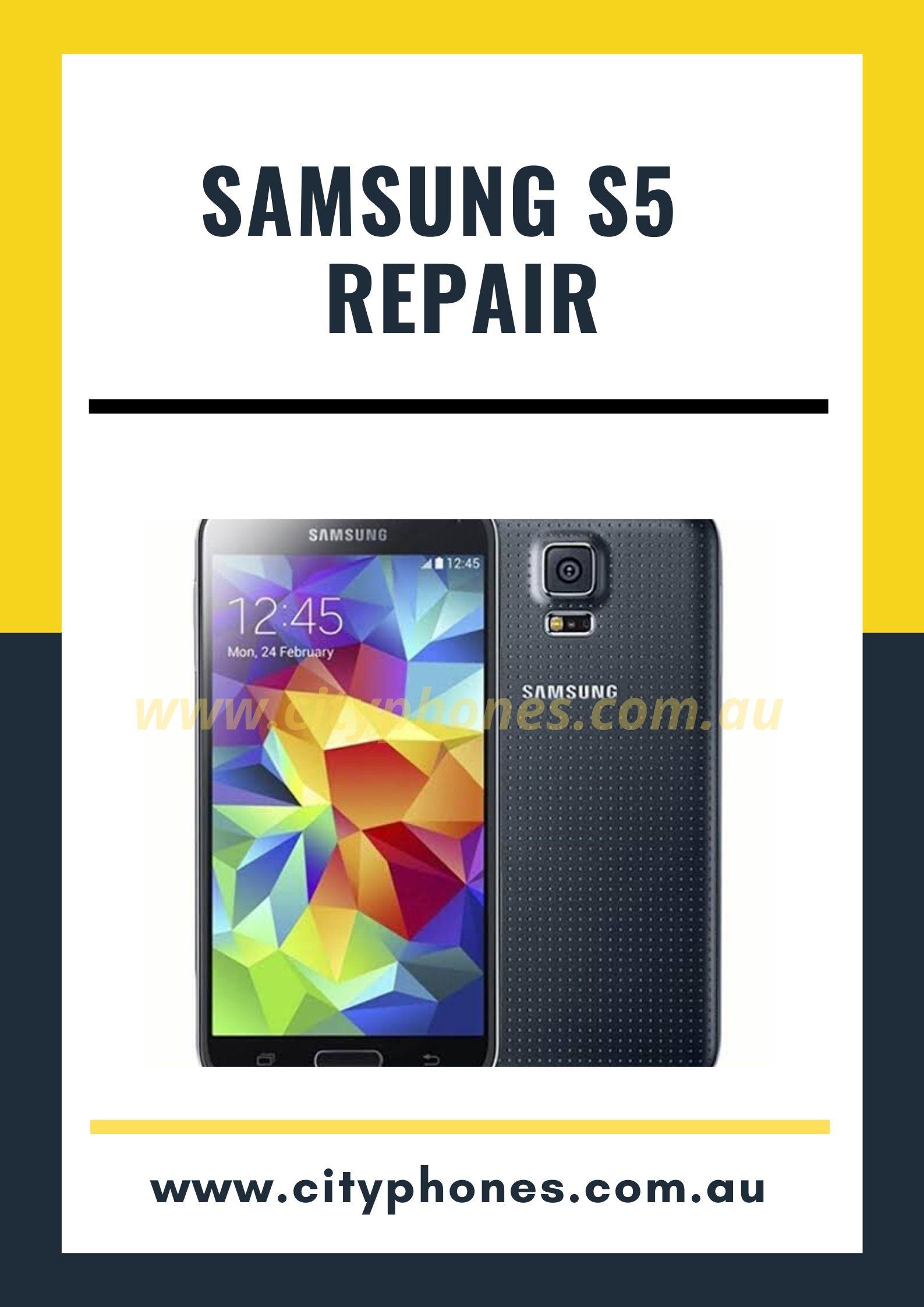 samsung s5 repair
