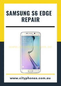 Samsung s6 edge screen repair