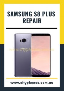 samsung s8 plus screen repair