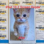 iPad 10.2 screen repair