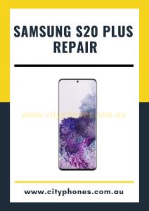 Samsung s20 plus screen repair