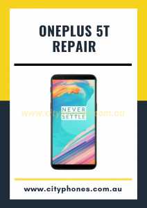 oneplus 5t screen repair