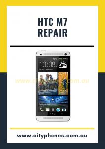 HTC M7 screen Repair