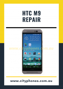 HTC M9 screen Repair