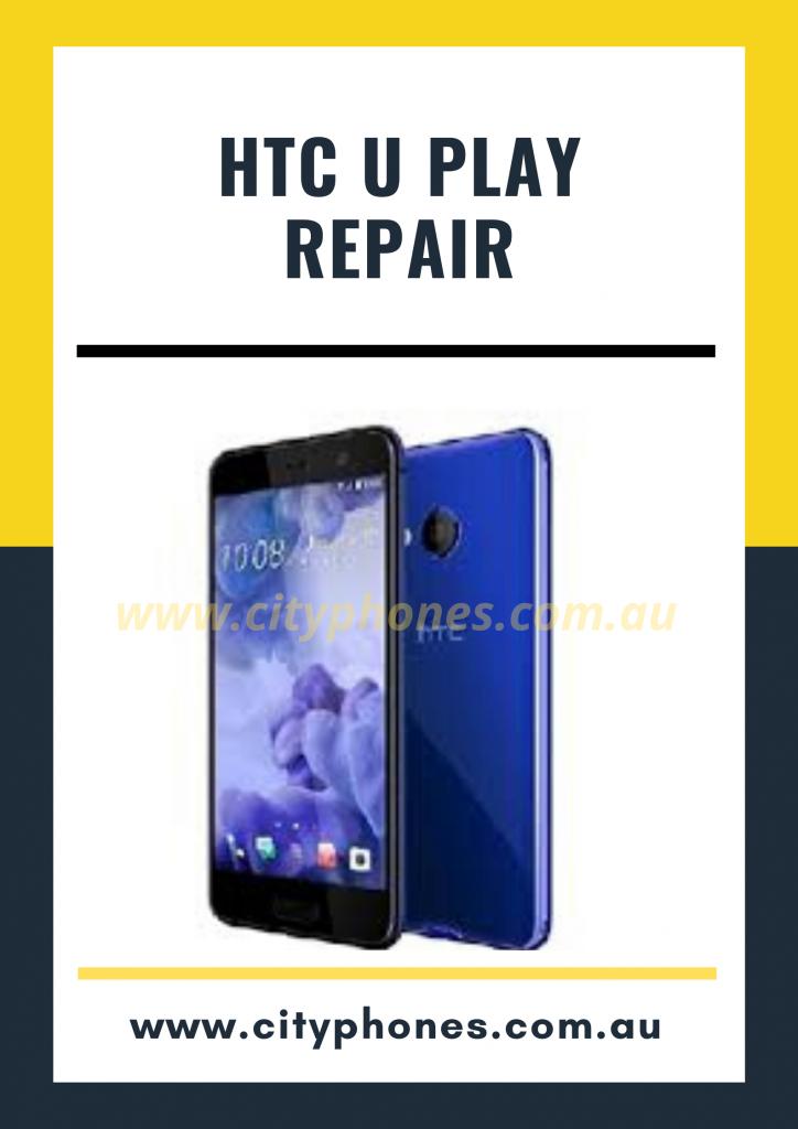 HTC U Play screen Repair