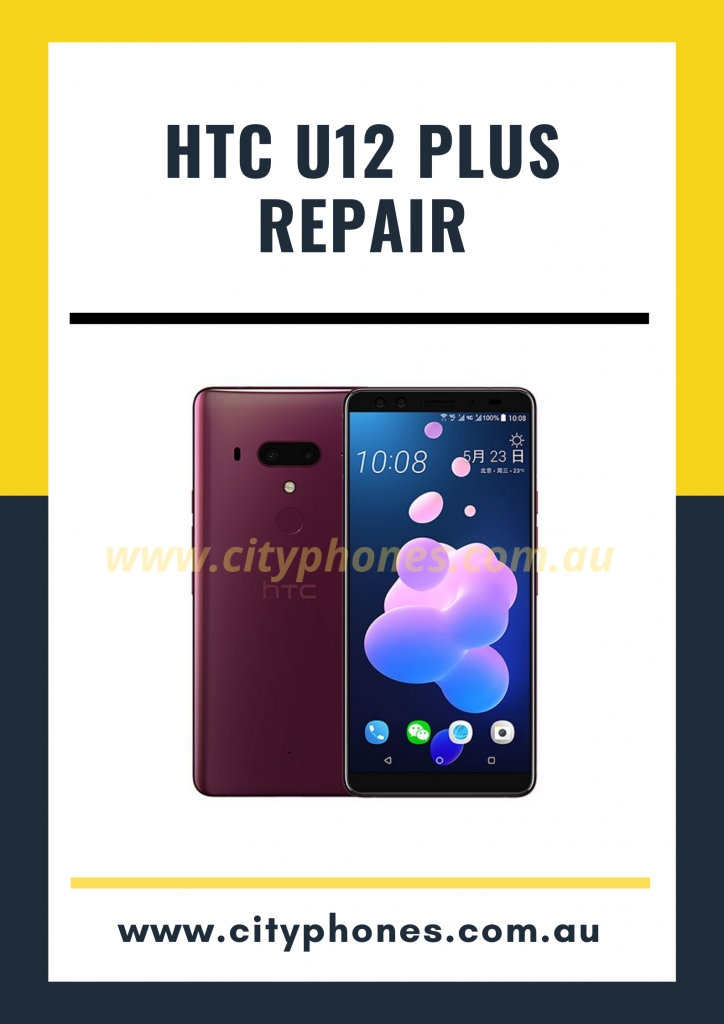 Htc u12 plus screen repair
