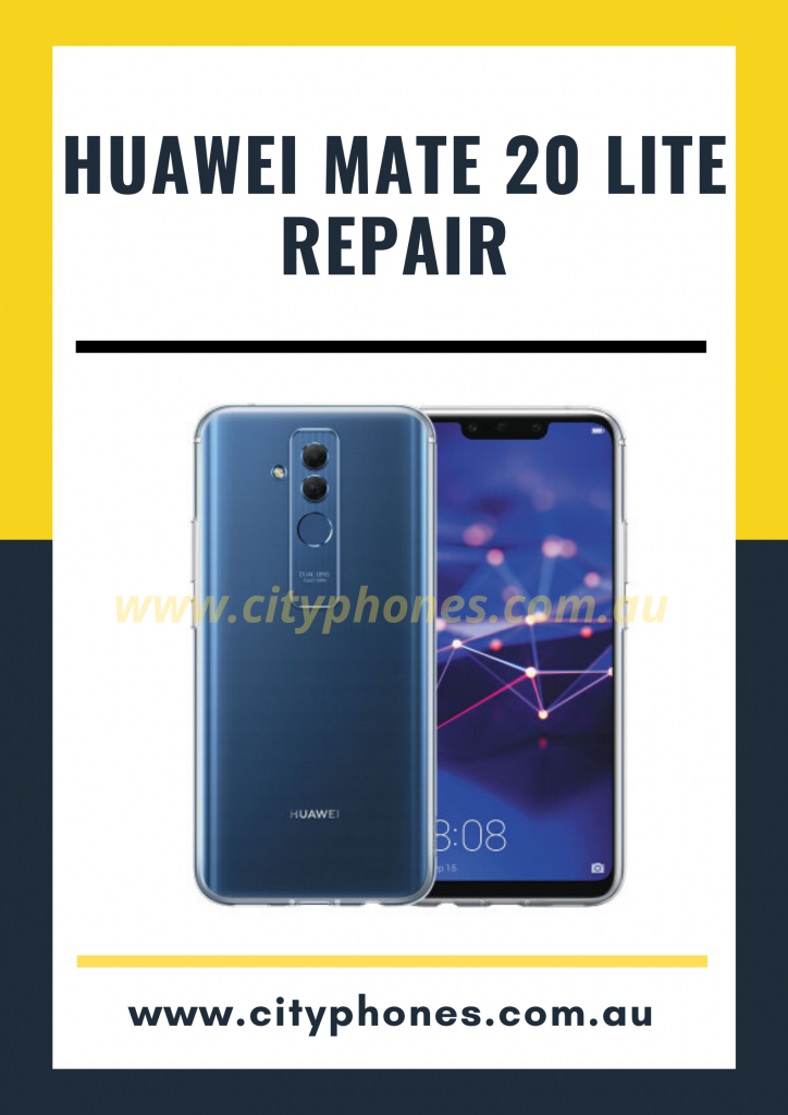 Huawei Mate 20 Lite screen Repair