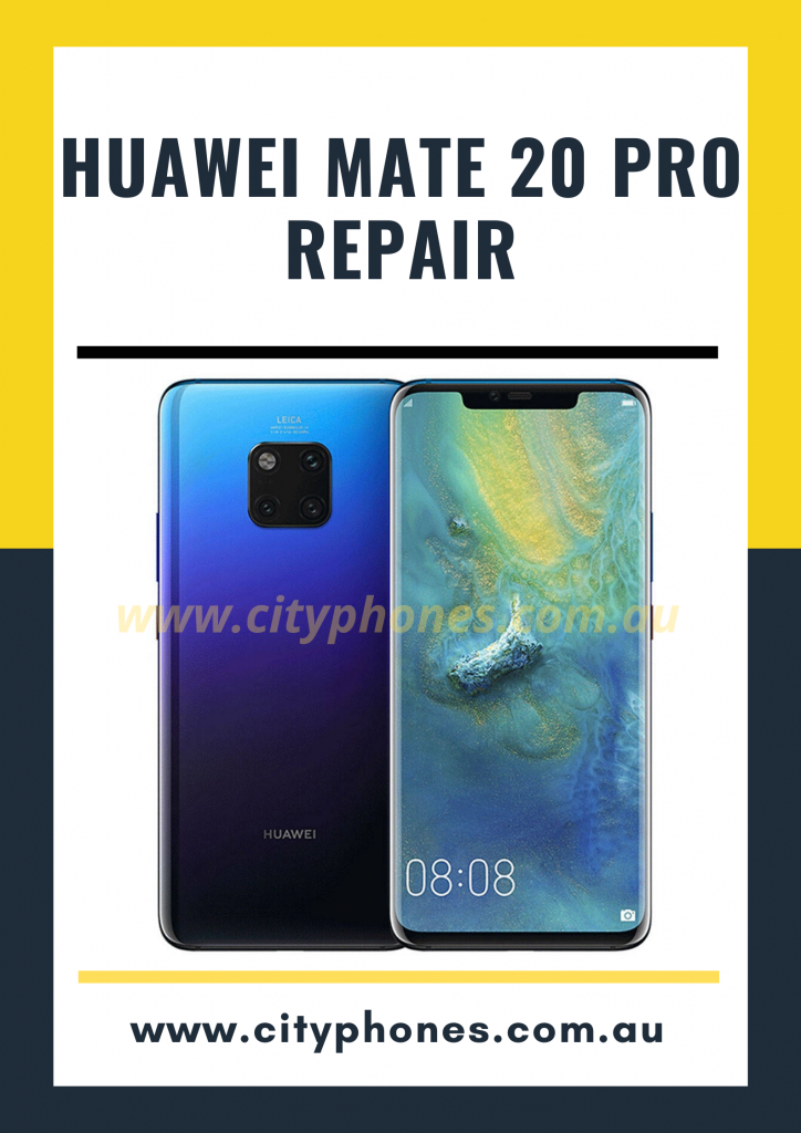 Huawei Mate 20 Pro screen Repair