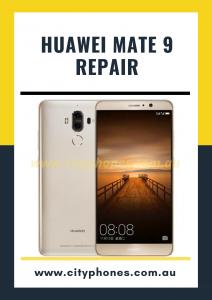Huawei mate 9 screen repair