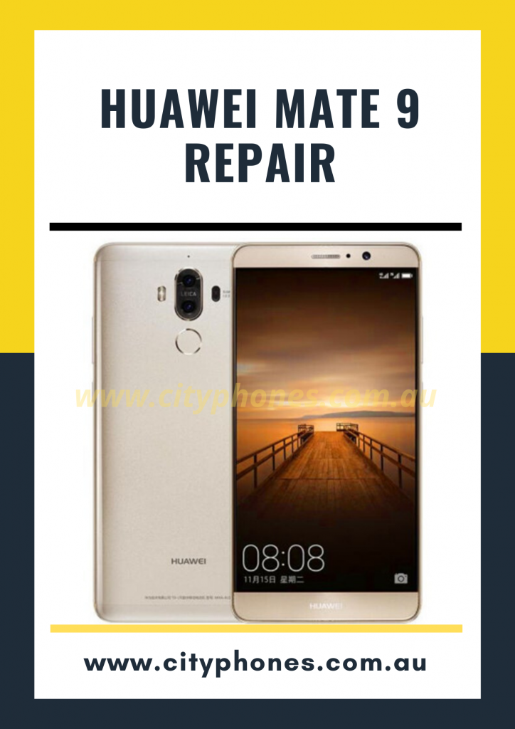 Huawei mate 9 screen repair