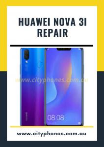 Huawei nova 3i screen repair