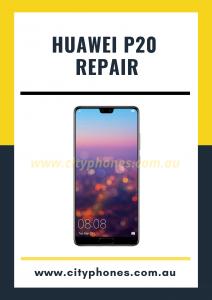 Huawei P20 screen repair