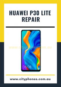 Huawei P30 Lite screen repair