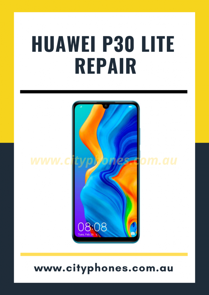 Huawei P30 Lite screen repair