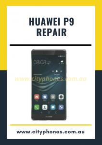 Huawei p9 screen repair