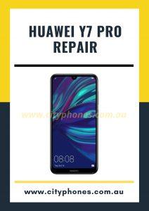 Huawei y7 pro screen repair