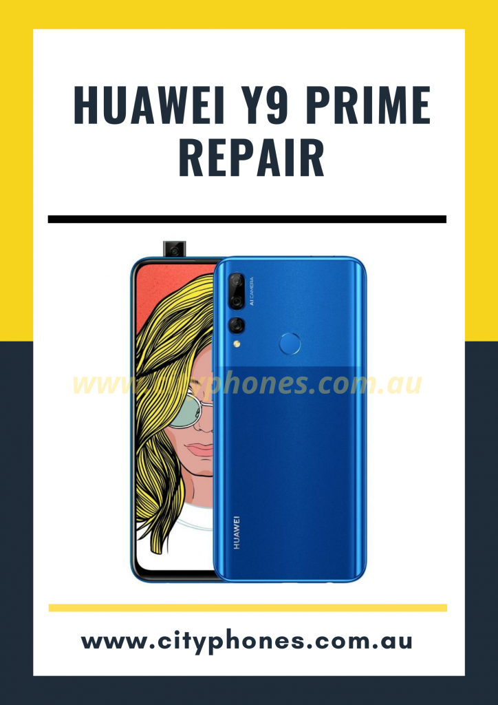 Huawei Y9 Prime screen Repair