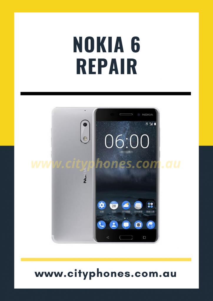 Nokia 6 screen Repair