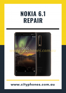 Nokia 6.1 screen Repair