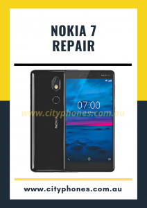 Nokia 7 screen repair
