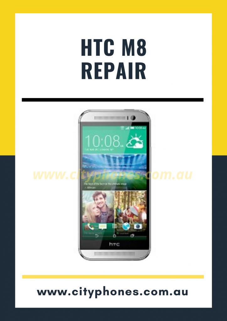 HTC M8 screen Repair