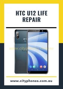 HTC U12 Life screen Repair