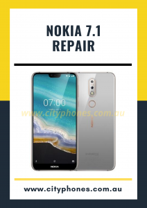 Nokia 7.1 screen Repair